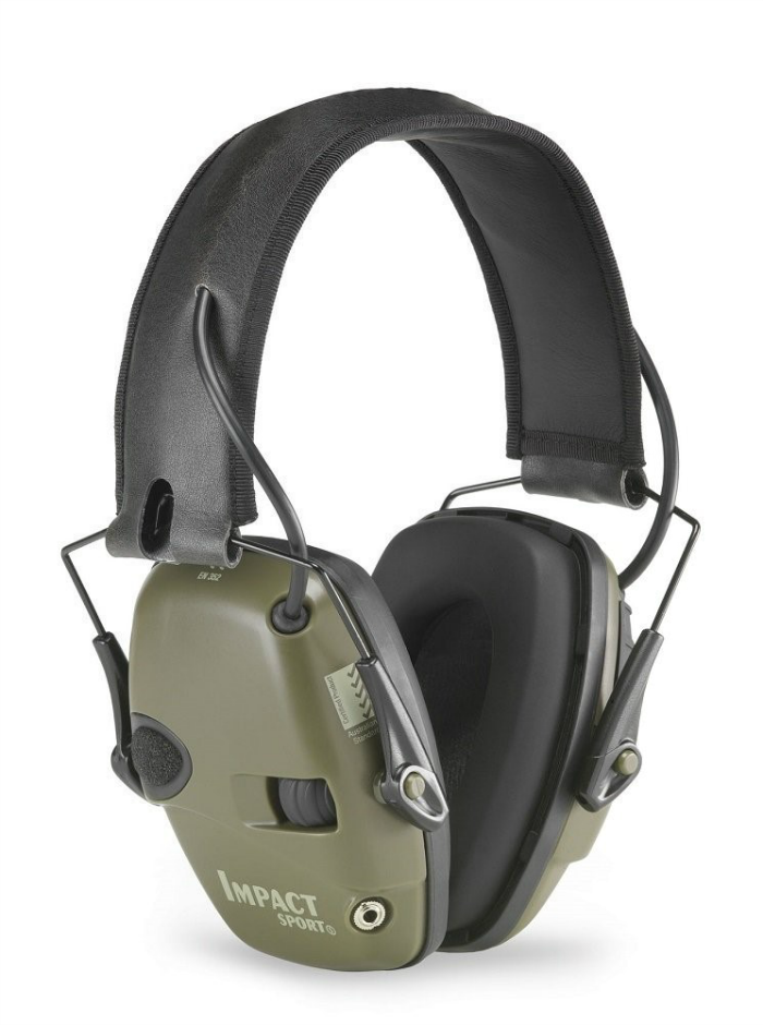 Howard Leight by Honeywell Sound Amplification Electronic Earmuff